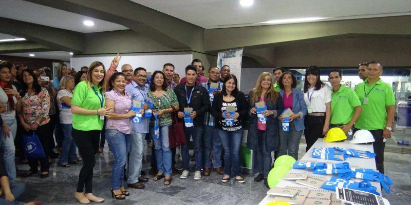 Ganadores del Rally de reciclaje BBVA Provincial